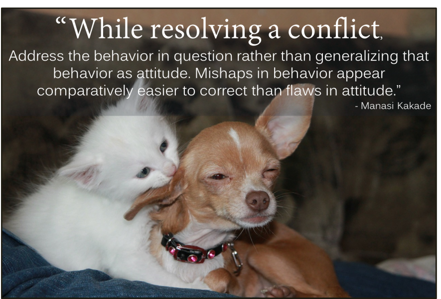 How To Resolve A Conflict With A Colleague