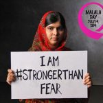 What Are You Stronger Than | Magic Monday Post by Manasi Kakade on Malala Day